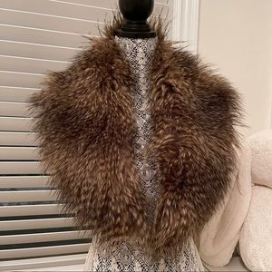 Faux Fur Collar / Scarf